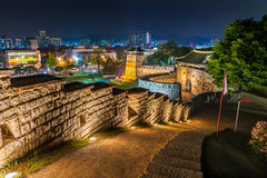 Hwaseong Festung Lizenzfreie Stockbilder
