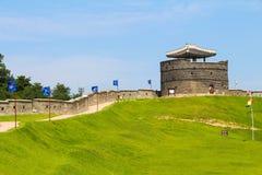 Hwaseong Fortress Royalty Free Stock Image