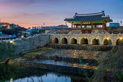 Hwaseong Fortress Royalty Free Stock Photo