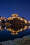 Hwaseong fortress in Suwon,Famous in Korea. Royalty Free Stock Image