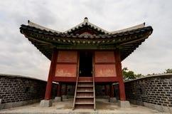 Hwaseong Fortress, Suwon, South Korea Royalty Free Stock Photo