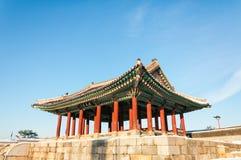 Hwaseong Fortress Stock Image