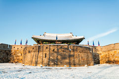 Hwaseong Fortress Stock Photos