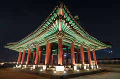 Hwaseong Fortress Royalty Free Stock Images