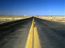 Hwy #191, Arizona Image libre de droits