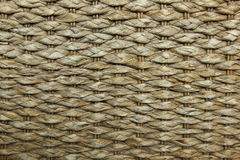 Hyacinth weave made ​​furniture Royalty Free Stock Photos