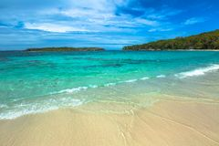 Hyams Beach Australia Royalty Free Stock Photography