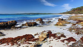 Hyams Beach, Jervis Bay Australia Royalty Free Stock Photos