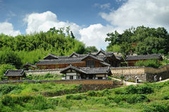 Hyangdan, Korean Traditional House Royalty Free Stock Photo