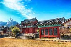 Hyanggyo Confucian School in Suncheon, South Korea 9 stock images