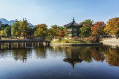 Hyangwonjeong Royalty Free Stock Photography