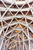 Hyatt Capital Gate Hotel Abu Dhabi Royalty Free Stock Image