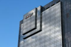 Hyatt Hotel Stock Photos