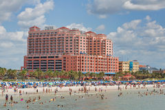 Hyatt Regency Clearwater Beach Resort and Spa Royalty Free Stock Photography