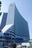 The Hyatt Regency hotel in the Sochi city Stock Image