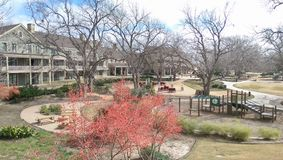 Hyatt Regency Lost Pines resort Royalty Free Stock Photo