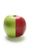 Hybrid Apple royalty free stock photography