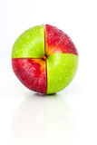Hybrid apple Royalty Free Stock Photos