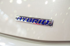 Hybrid Car Stock Images