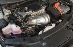 Hybrid engine Stock Photo
