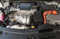 Hybrid- motor Arkivfoto