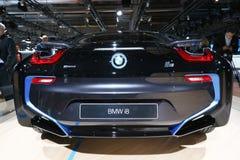Hybrid Sportscar BMW i8 Royalty Free Stock Image