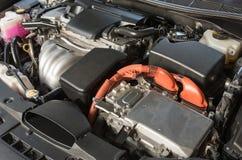 Hybride motor Stock Foto