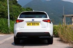 Hybride SUV de Lexus NX 300h Images stock