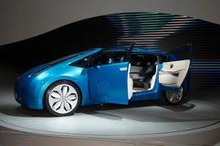 Hybride X van Toyota Royalty-vrije Stock Foto's