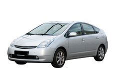 Hybrides Auto II Stockfotos