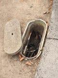 Hybrydowa Współosiowa włókno kabla jama (HFC) Obraz Royalty Free