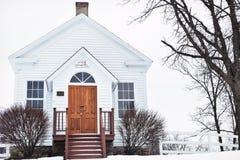 Hyde Chapel - Ridgeway, Wisconsin Stock Photography
