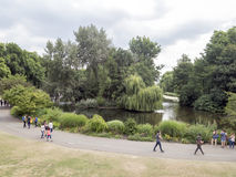 hyde london park Arkivbilder