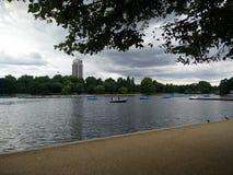 Hyde Park стоковая фотография