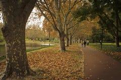 Hyde park 02 Fotografia Royalty Free