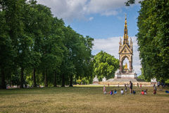 Hyde Park Fotografía de archivo libre de regalías