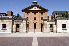 Hyde Park Barracks, Sydney Stock Photo