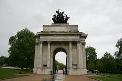 Hyde park corner, London Royalty Free Stock Images
