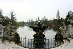 Hyde Park Fountain Stock Image