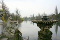 Hyde Park Fountain Stock Photos