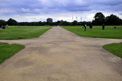 Hyde park in London Stock Images