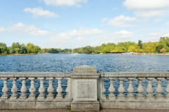 Hyde Park - London England Stock Image