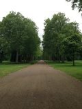 Hyde Park. In London, United Kingdom Royalty Free Stock Images