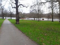 Hyde Park London Royalty Free Stock Images