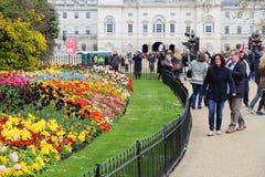 Hyde Park, Londres Imágenes de archivo libres de regalías