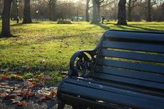 Hyde Park. Look on the Hyde Park, London Royalty Free Stock Image