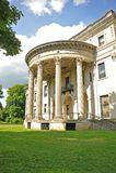 Hyde Park Mansion Stock Image