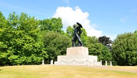 Hyde Park Royalty Free Stock Images