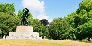 Hyde Park Stock Images