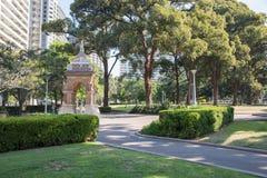 Hyde Park Pergola Fotografía de archivo libre de regalías